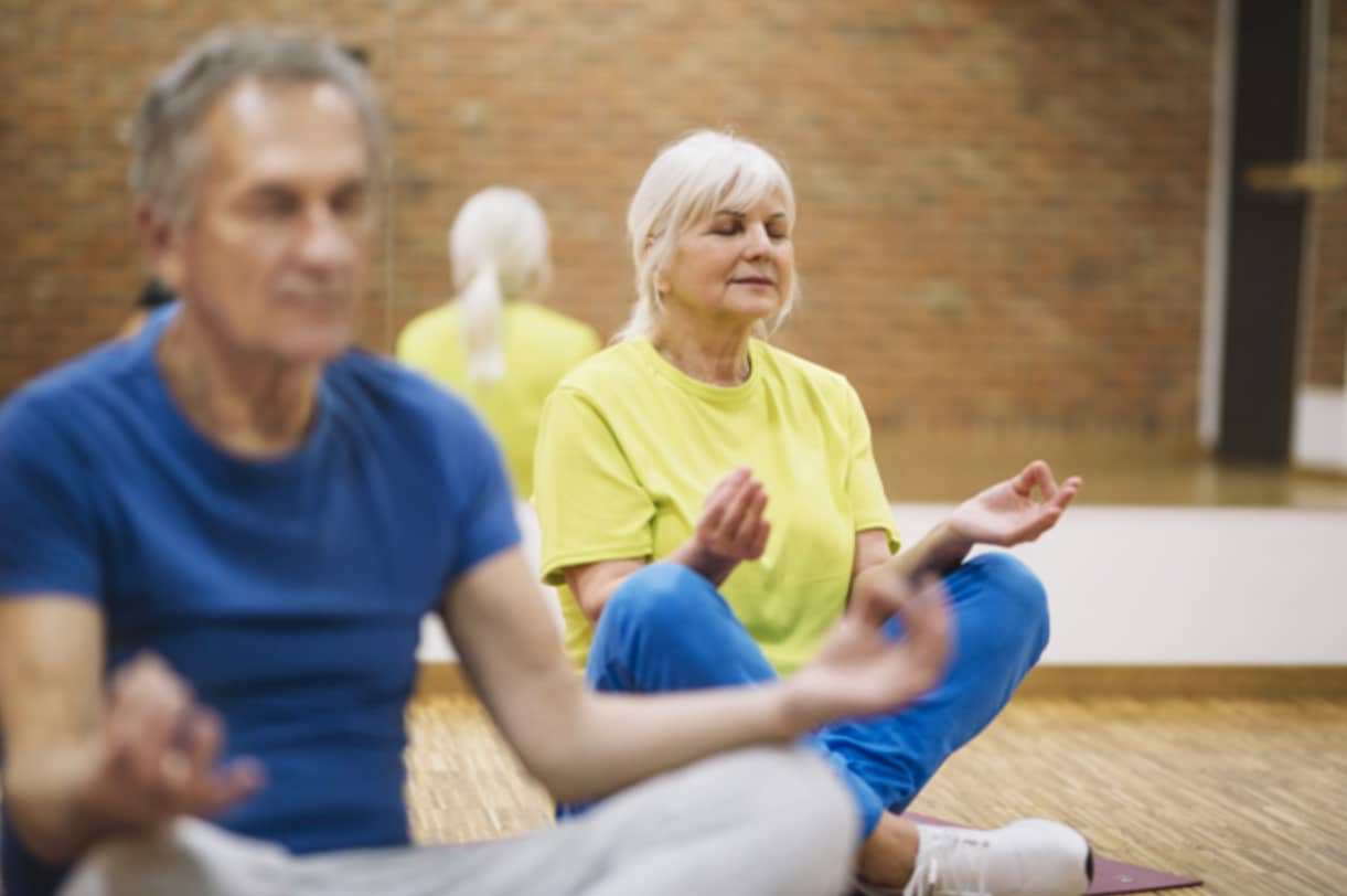 Wellness for the Aging Population