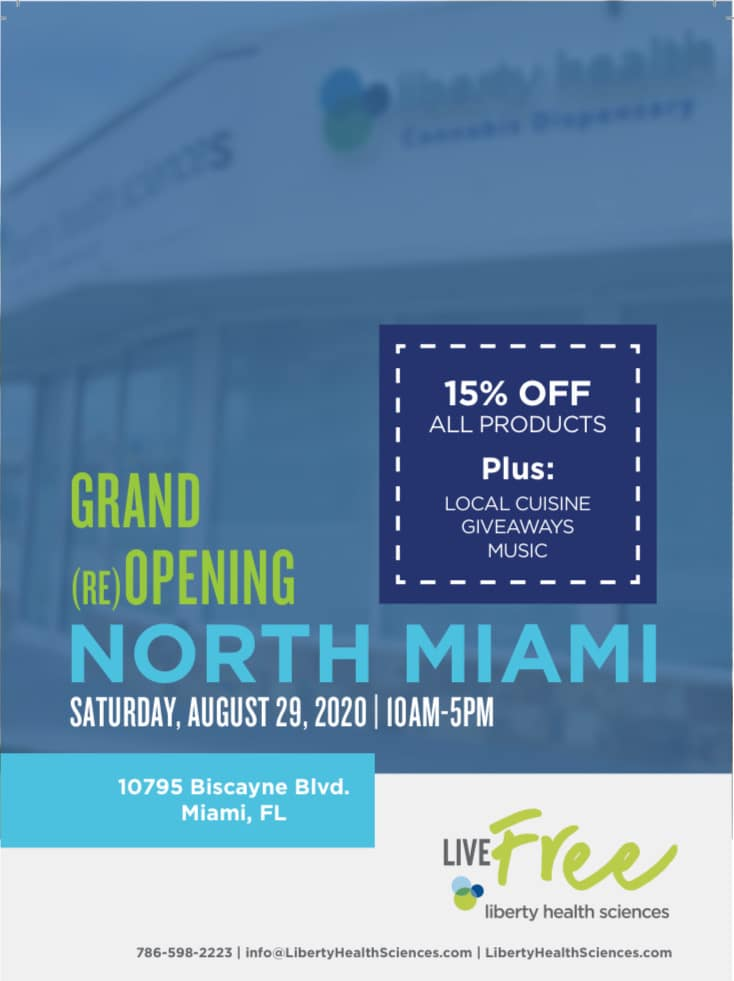 North Miami Beach Cannabis Dispensary