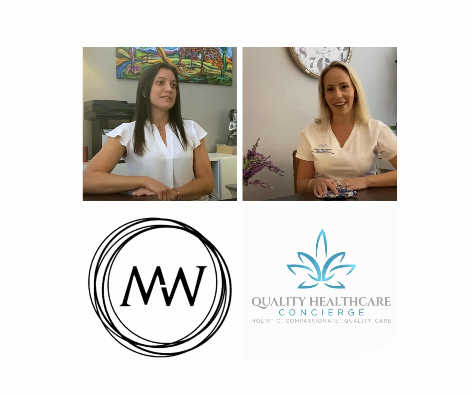 Wellness Chat for the Elderly Community with Dr. Michelle Weiner and Michelle Kavall
