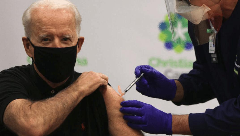 Biden Mandates Vaccine or Regular Employee Covid Testing